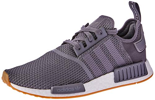 adidas Herren Nmd_r1 Gymnastikschuhe, Grau (Grey Five F17/Grey Five F17/Core Black), 37 1/3 EU