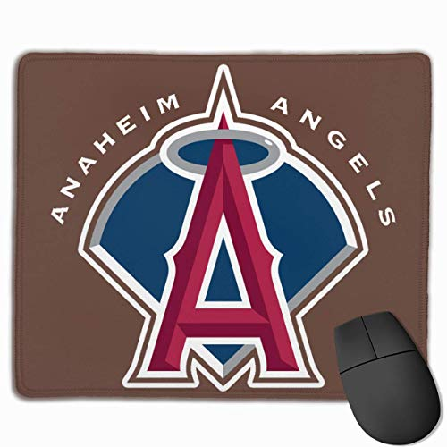 Mouse Pad Anaheim Angels Baseball Cute Mouse Pad Mouse Pads