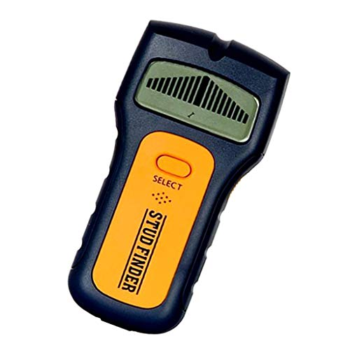 Big Shoppe Store TS79 3 in 1 Stud Finder Wire Metal Wood Detectors AC Wire Detect Wall Scanner Finder with LCD Display[1-Pack]