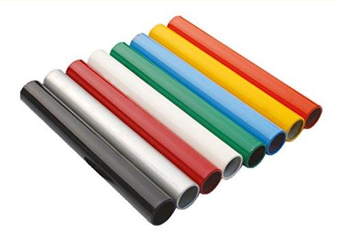 Vixen Powder Aluminum Relay Baton Coated Athletic Running Passover-Pack Available