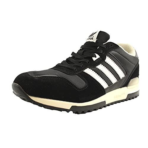 adidas Zapatillas deportivas para hombre ZX700 Cód. B24852 tela ante negro logotipo blanco. Negro Size: 42 EU