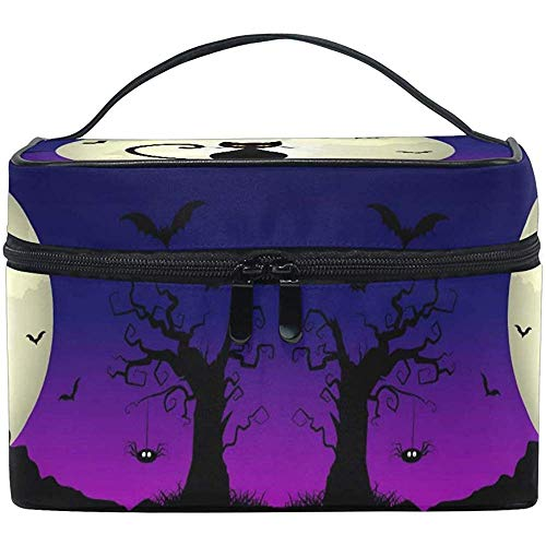 Cartoon Cosmetic Bag Trousse de Toilette Portable Hanging Multifunctional Makeup Bag with Waterproof-4NU5-ZXQ
