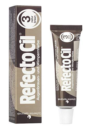 RefectoCil Sensitive Colour Gel (Dark Brown) .5 oz by RefectoCil