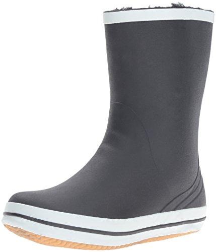 Kamik Women's Shelly Rain Boot, Black, 9 M US