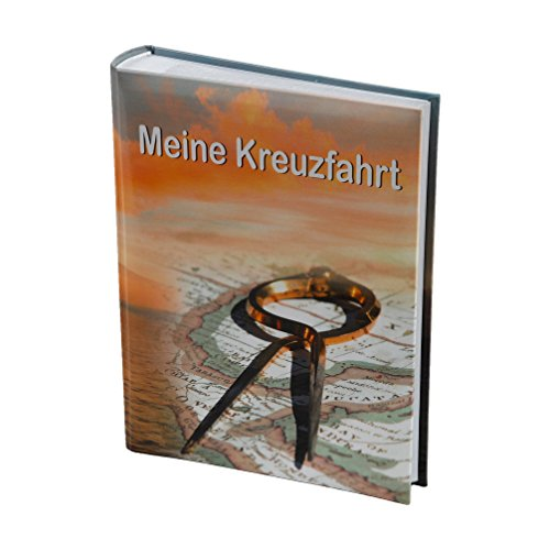 Fotoalbum Einsteckalbum Meine Kreuzfahrt 180 Fotos 10x15 cm MOTIV 3
