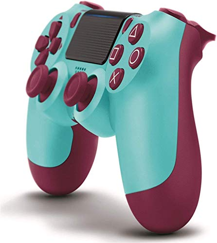 PS4 Controller Wireless Controller Playstation4 Controller Wireless Game Griff Dualshock4 Controller (Size : Fruit Blue)