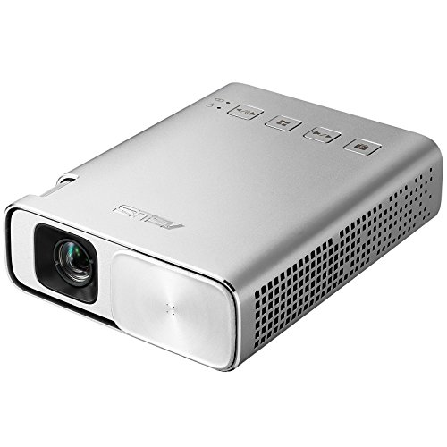 ASUS ZenBeam E1 - Pico Projecteur Mini LED Portable WVGA Silver - 150...