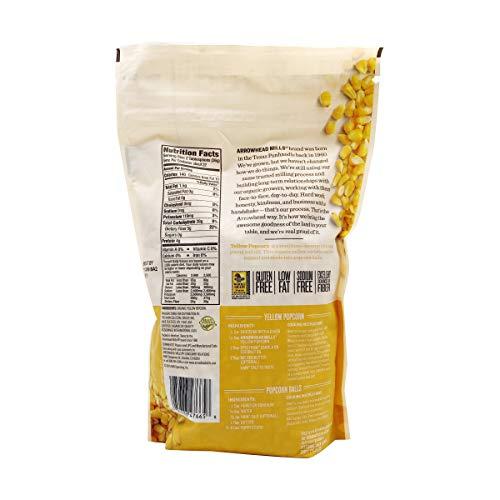 Product Image 2: Arrowhead Mills Organic Yellow Popcorn – 28 oz