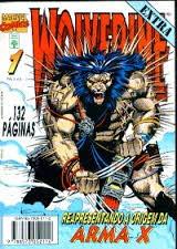 Wolverine Extra Nº 1 - Reapresentando a Origem da Arma X