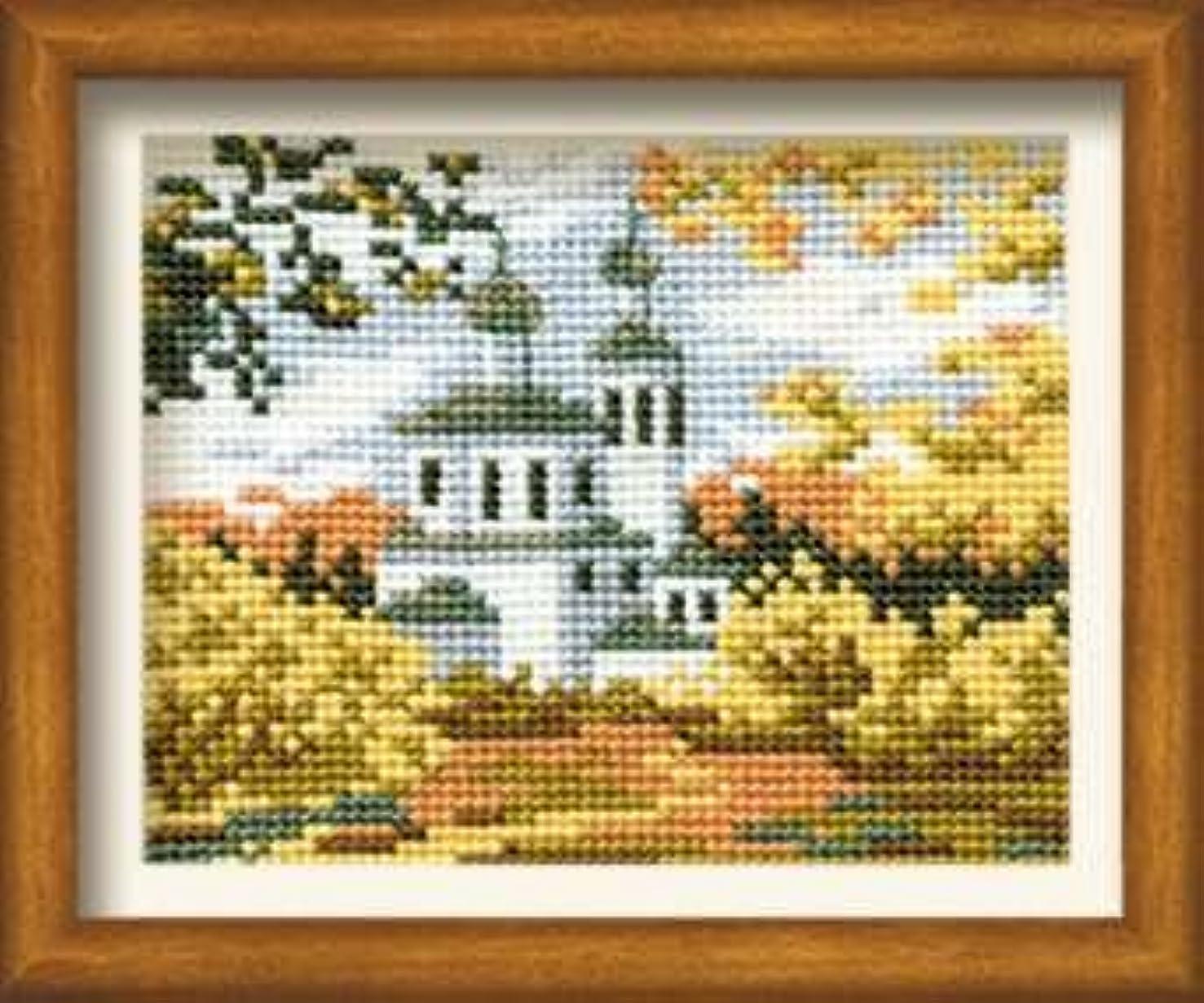 RIOLIS 631 - Autumn - Counted Cross Stitch Kit - 6