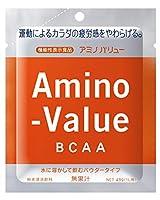 大塚製薬 アミノバリュー BCAA パウダー8000 1L用 48g×100袋 [機能性表示食品]