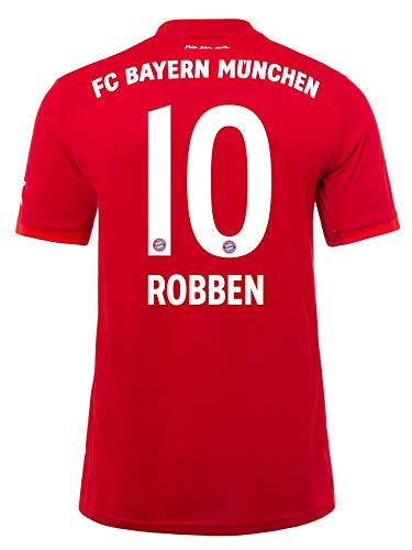 FC Bayern München Kinder Trikot Home 2019/20, Arjen Robben, Größe 176