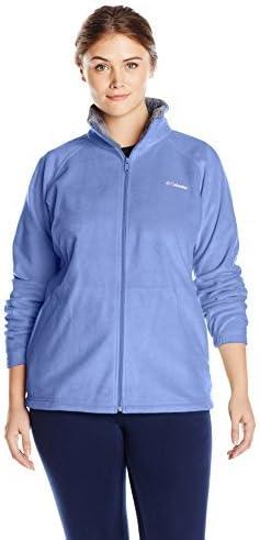 Columbia Sportswear Women's Plus Dotswarm II Fleece Full Zip Jacket