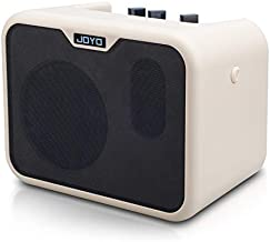 JOYO 10W Mini Bass Amp MA-10B Dual Channel Bass Guitar Amplifier Suitable for Indoor Practice