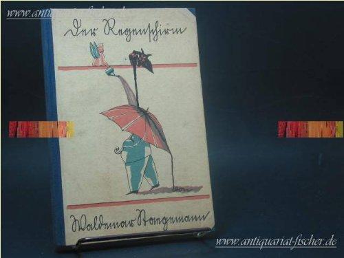 Der Regenschirm Gedichte in sächsischer Mundart