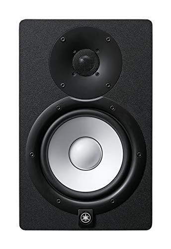 Yamaha HS 7 – Referenz-Studio-Monitor-Lautsprecher für Produzenten, DJs und Musiker – Schwarz