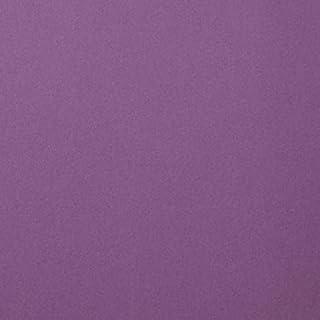 Vaessen Creative Florence Papier Cartonné, Violet (Clématite), 216g, Carré, 30,5 x 30,5 cm, 20 Feuilles, Surface Lisse, po...
