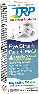 EyeStrain Relief™ PM Ointment for Dry Eye and Eye Strain
