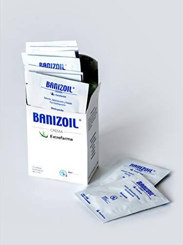 Banizoil crema, 10 sobres 3 ml