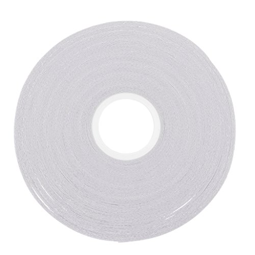 perfk 4pcs Saumband Bügelband wasserlöslicher Wonder Tape für Textilien Hosen Gardinen Vorhänge zum aufbügeln/nähen