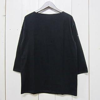 saint james morlaix [qs][jc183][noir] セントジェームス モーレ 7分袖 ブラック