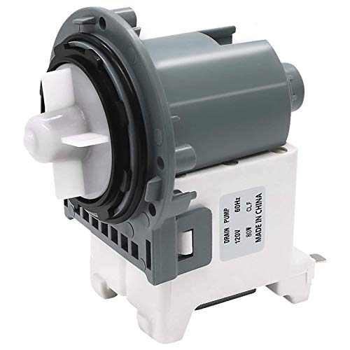 washing machine drain pump motor - 9
