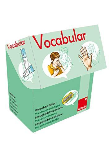 Vocabular: Wortschatzbilder Körper, Körperpflege, Gesundheit