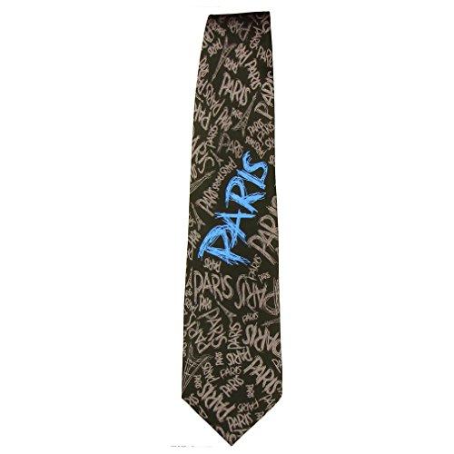 Cravate Paris Robin Ruth - Bleu