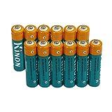 Kinon Baterías Recargables AAA Ni-Mh 1.2V 1000mAh...