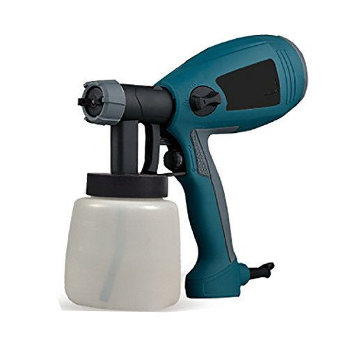 gr-tech Instrumento® Pistola Rociador de pintura Patrón Spray Control Profesional Eléctrico 300W,...
