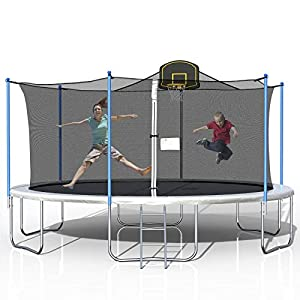 Tatub Trampoline for Kids and Adults