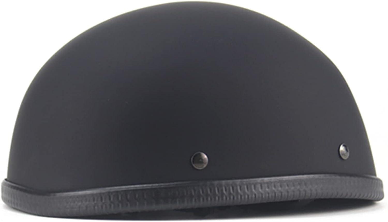 In a popularity LTJLBHJ Adults Open Face Motorbike Approved Baseball Ranking TOP2 Helmet DOT