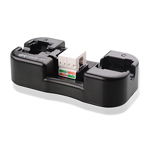 Cable Matters Keystone Punch Down Stand