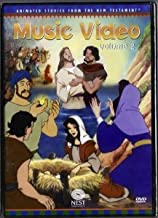 Music Video Volume 2 Animated Stories From The New Testament