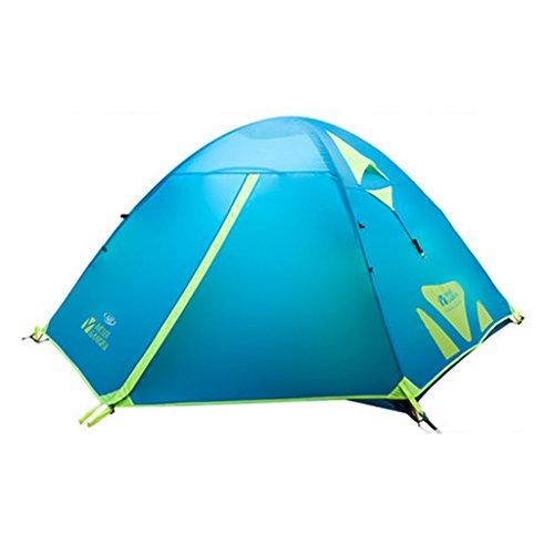 MEI XU Auvent Tentes automatiques de camping de 2-3 personnes @ (taille : EB)