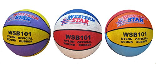 Lowest Prices! Western Star BASKETBALLS Buy 3 GET 1 Free