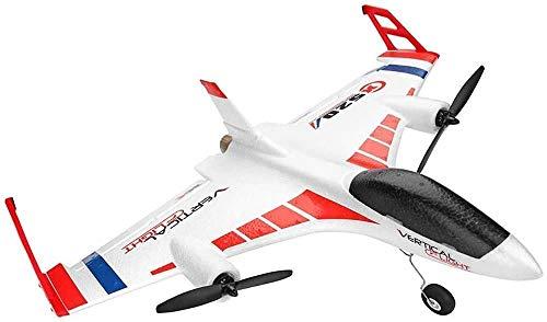 Bck RC Control Remoto Glider Helicopter 3D / 6G Modo de vuelo 2.4GHz Remote X520 Vertical Hogar Terreno Delta ala Avión Avión Adulto Drone Volar El control de juguete puede ser tan grande como 150m de