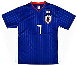 日本サッカー協会(JFA) プレーヤーズTシャツ 2019 柴崎岳 No.7