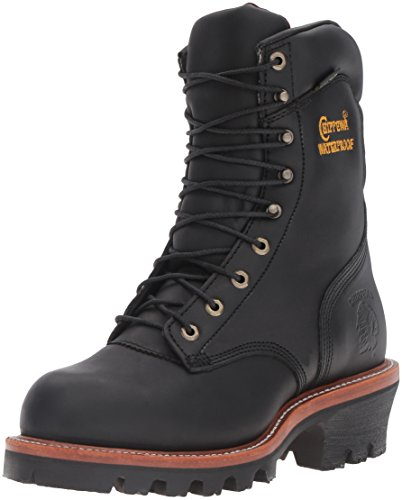 Chippewa Waterproof Insulated Steel-Toe EH Logger Boot