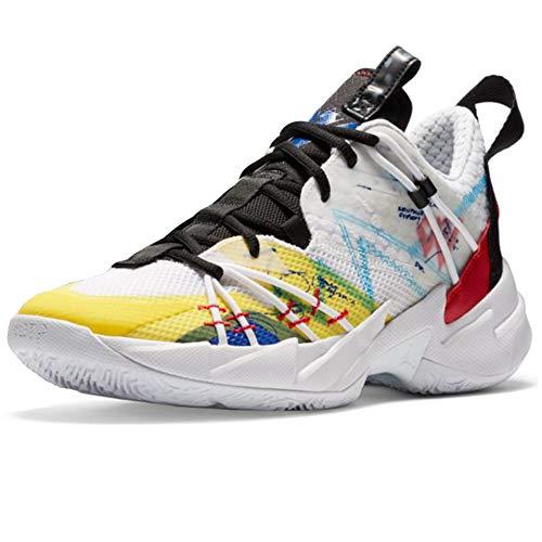 Nike - Zapatillas Jordan Why Not ZER0.3 SE Código CK6611-100 Blanco Size: 44.5 EU