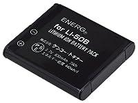 ENERG デジタルカメラ用バッテリー OLYMPUS LI-50B対応 O-#1046