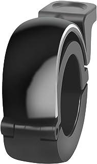 Shaboo Prints Bike Bell, Mountain Bike Bell for Adults, Loud Crisp Sound Bike Bell, Compatible with Most 23mm Bike Bandleb...
