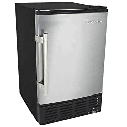 Edgestar IB120SS Built-in Ice Maker