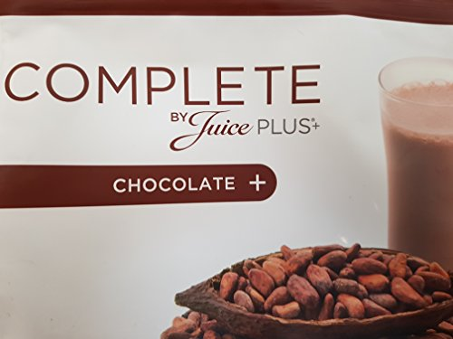 Juice Plus Chocolate Shake 562.5g, NEW LARGER POUCH