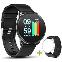 Neekfox Fitness Activity Waterproof Tracker with Heart Rate Monitor Sleep Tracking