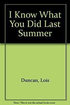 Paperback I Know What You Did Last Summer Book