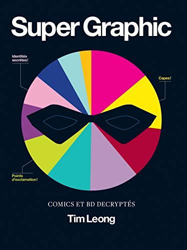 Super Graphic : Comics et BD décryptés