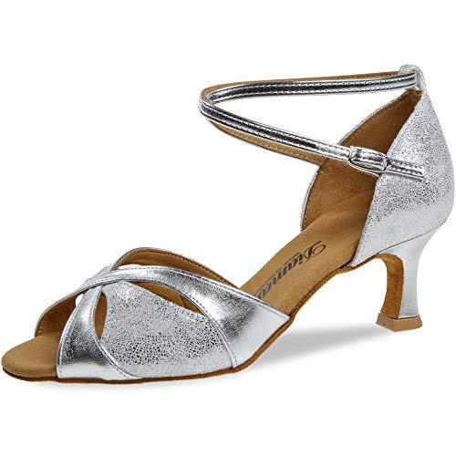 Diamant Damen Tanzschuhe 141-077-463 - Größe: UK 3