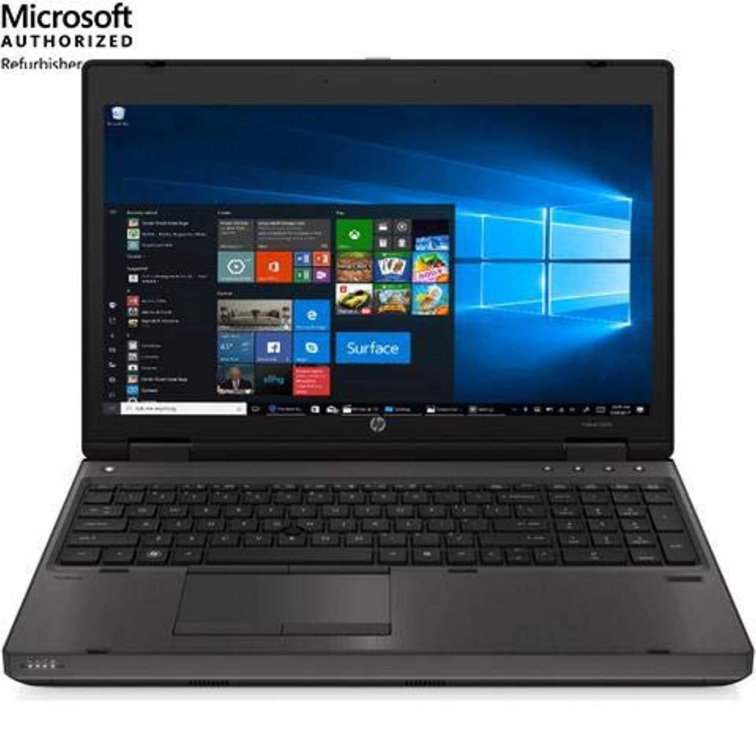 2018 HP ProBook 6560b Notebook 15.6'HD 1600x900, Intel Core i5 2520M 2.5GHz up to 3.2G, 8GB DDR3, 320GB, DP Port, VGA, Windows 10 64 Bit(Renewed)-Support-English/Spanish