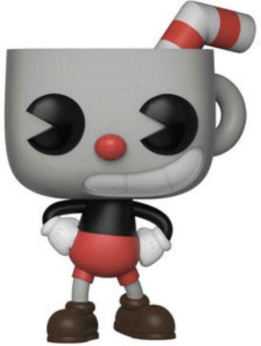 Ms Funko Pop Games: Cuphead Chalice Collectible Figure Multicolor 34476